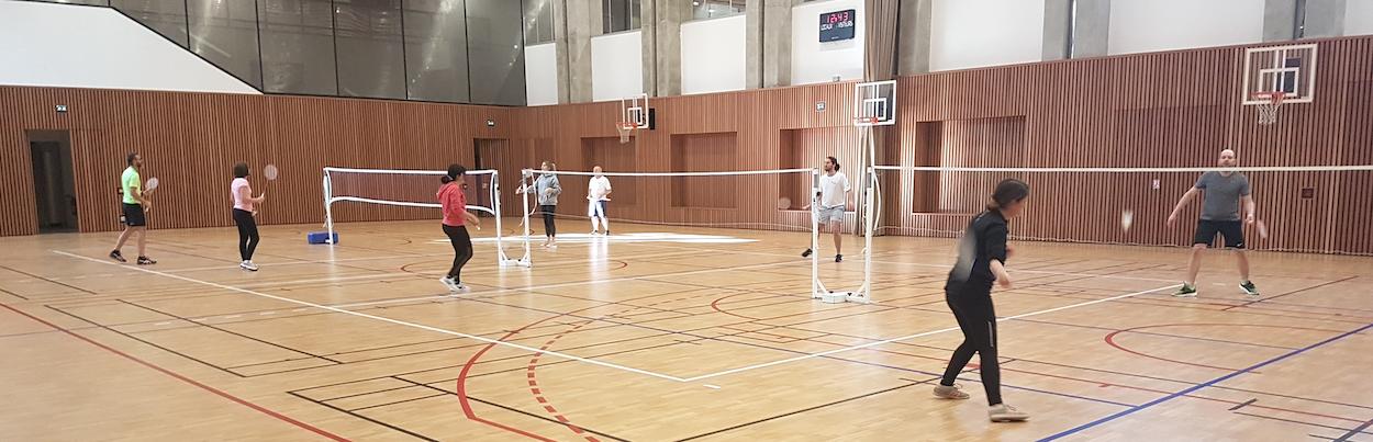 Image de Badminton